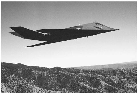 F-117A Nighthawk Stealth Fighter, New Mexico